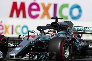 Voici les pneus sélectionnés pour le Grand Prix du Mexique
