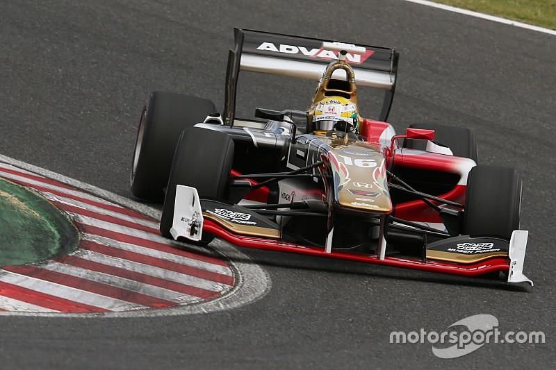 Suzuka Super Formula: Yamamoto takes pole for decider