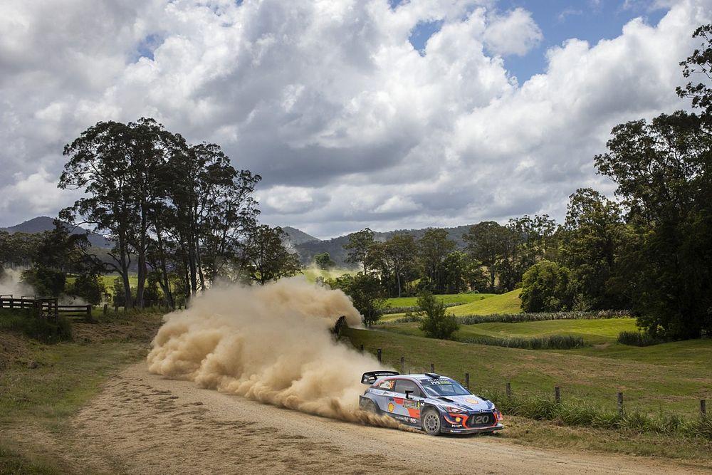 W Australii czekają z WRC