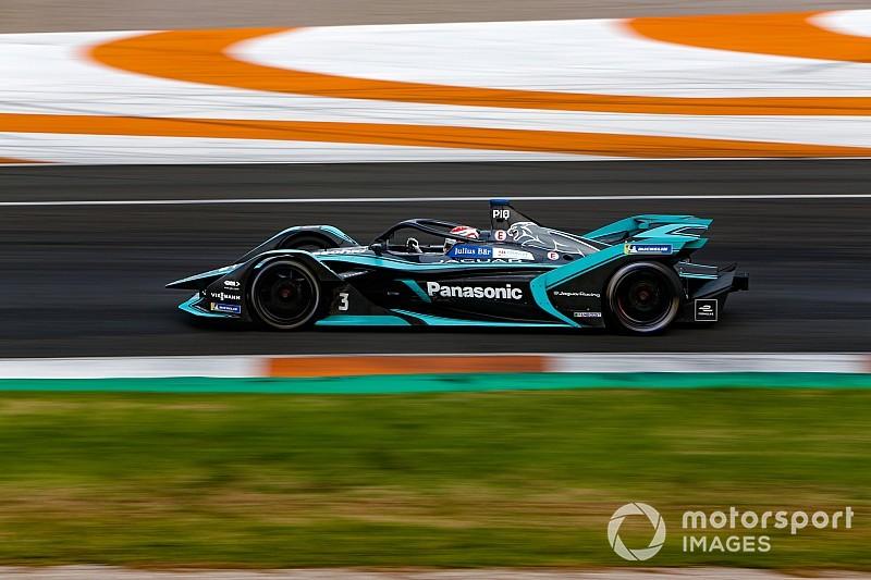 Fittipaldi y Tincknell se unen a Jaguar para el test de novatos en la Fórmula E