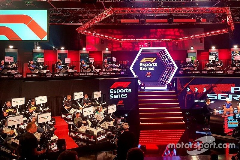 La F1 eSports define su segunda temporada; previa y horarios