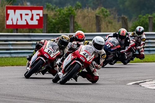 Chennai National Motorcycle: Honda's Shetty wraps up Pro-Stock title