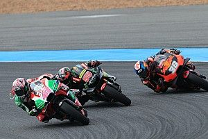 """Espargaro: """"I'm too competitive to just fill a grid spot"""""""