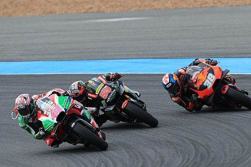 "Espargaro: ""I'm too competitive to just fill a grid spot"""