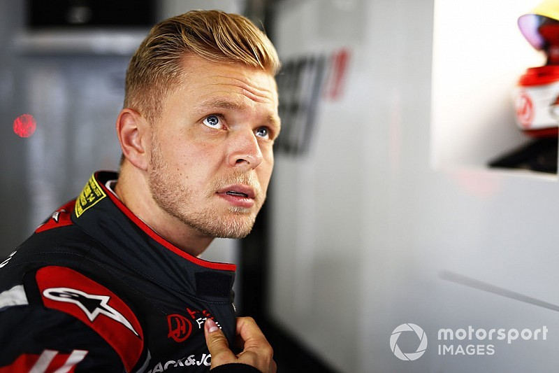 Magnussen: Si un jour on m'avait dit que je serais heureux d'être 7e...