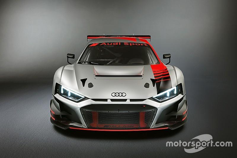 Neuer GT3-Bolide: Evo-Version des Audi R8 LMS vorgestellt