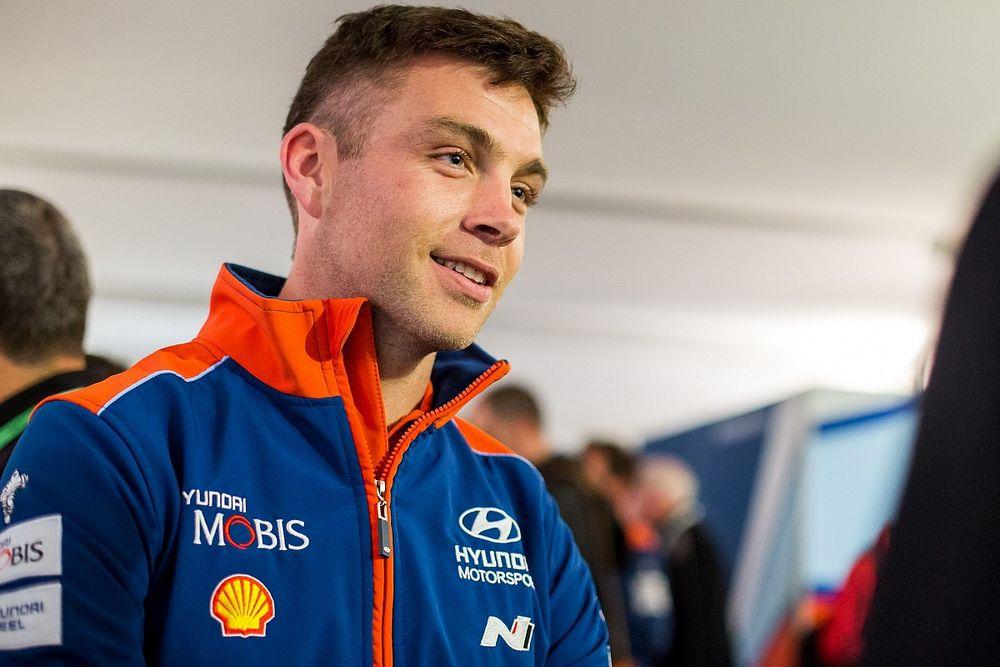 Paddon de retour pour deux rallyes avec M-Sport