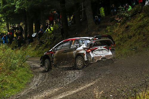 WRC 2019: novità e orari del Rally del Galles Gran Bretagna 2019