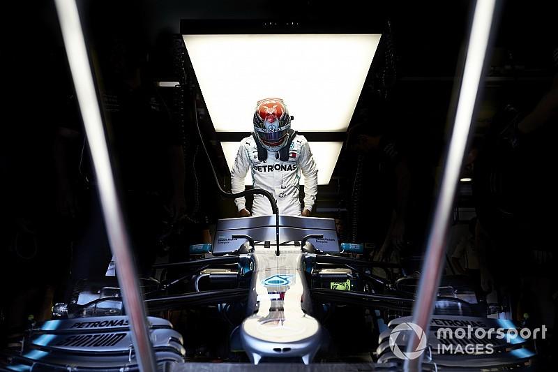 Hamilton: ecco perchè Lewis partirà quarto, beneficia della penalità di Magnussen