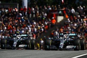 En surchauffe avec son moteur, Mercedes va réagir sans attendre