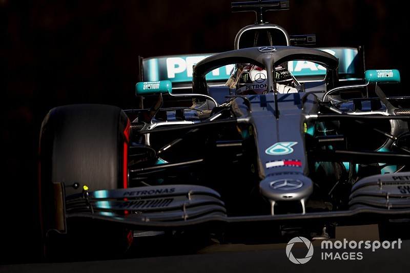 """Hamilton ne fait pas du meilleur tour en course une """"priorité"""""""