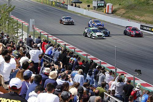 El Circuit de Barcelona 'alberga' este fin de semana el arranque del World RX