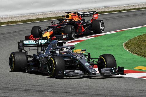 Ergebnis: Formel 1 Barcelona 2019, Qualifying