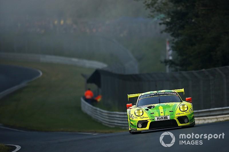 24 Ore del Nurburgring: la Porsche #911 del team Manthey ha perso il secondo posto