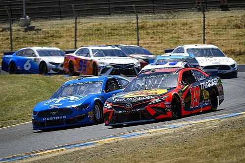 Sonoma, Richmond y Chicago no tendrán NASCAR en 2020