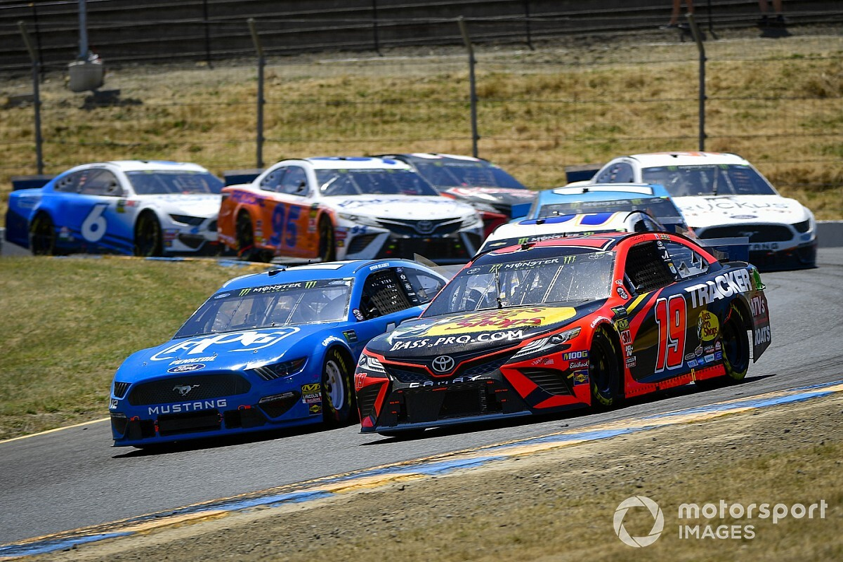 Sonoma, Richmond, Chicago to lose 2020 NASCAR dates