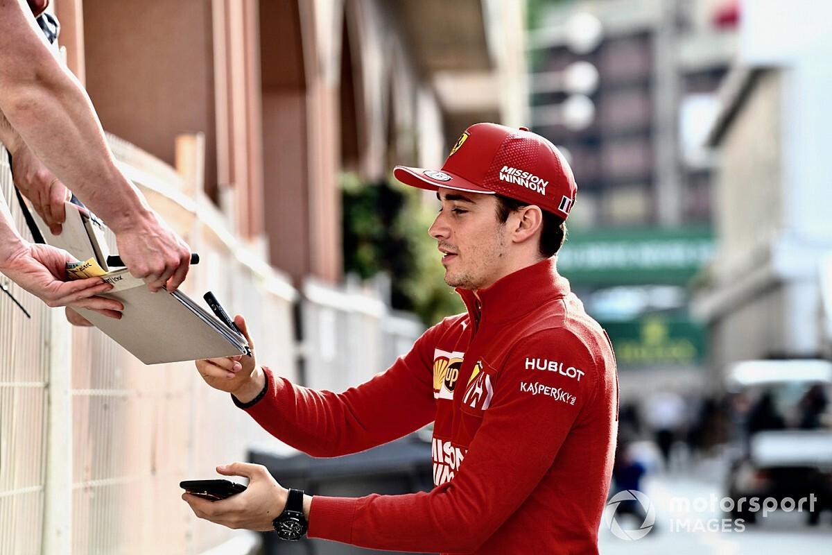 Leclerc et Lelouch vont tourner un remake à Monaco