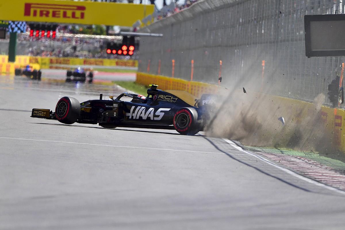 GP Canada: la griglia di partenza definitiva con Magnussen che parte dalla pit lane