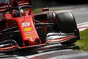 """Vettel a """"adoré"""" et retrouve la pole près d'un an plus tard!"""