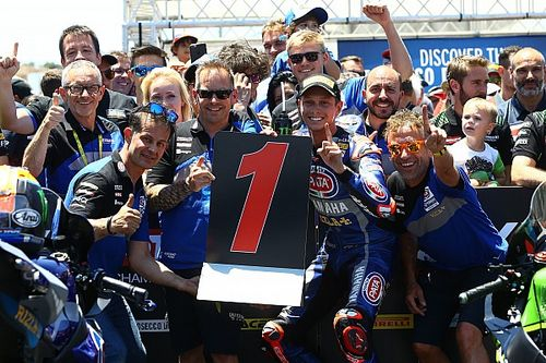 """Van der Mark ritrova la vittoria: """"Mi sento bene sulla moto, la squadra ha fatto un gran lavoro"""""""