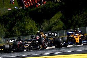 """Brown: """"Con los pilotos de Haas me pongo nervioso, con los nuestros no"""""""