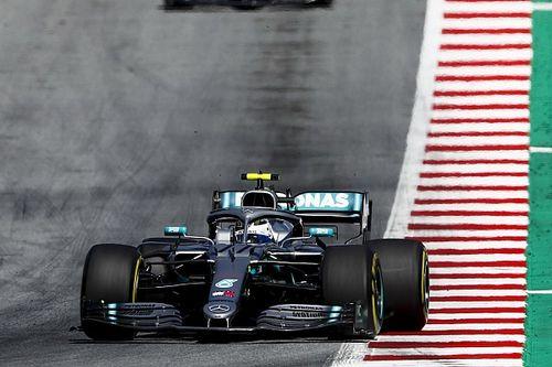 Mercedes nie miał szans na zwycięstwo
