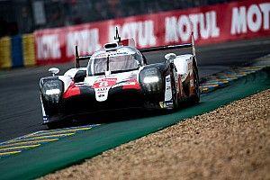 24 uur Le Mans: Toyota #8 wint na problemen #7, zege Bleekemolen