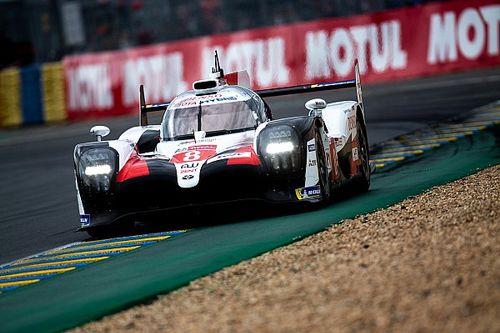 Sokáig a 7-es Toyota állt a legjobban, de Alonsóék nyertek Le Mans-ban!