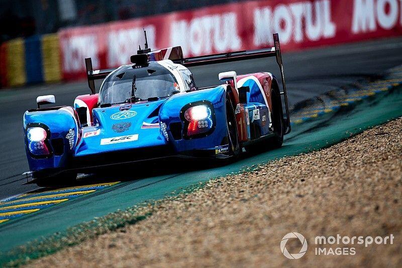 Vandoorne liczy na start w Le Mans