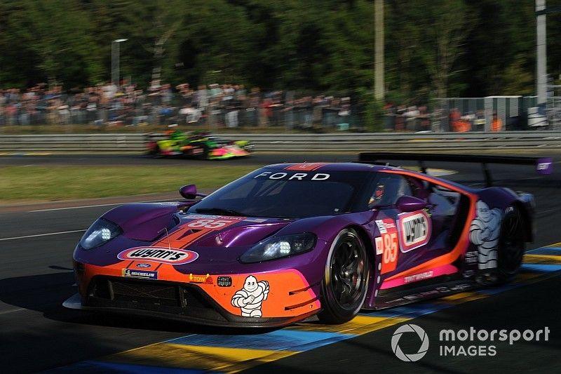 Победителей GTE Am в Ле-Мане дисквалифицировали за слишком большой топливный бак