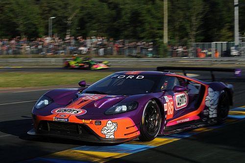 La Ford du Keating Motorsports disqualifiée et privée de victoire