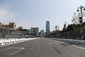 Наживо: Перший день Гран Прі Азербайджану
