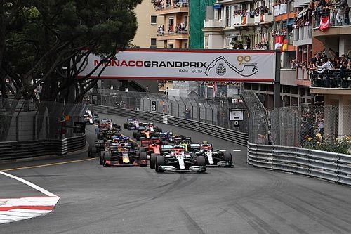 Les préparatifs du Grand Prix de Monaco se poursuivent