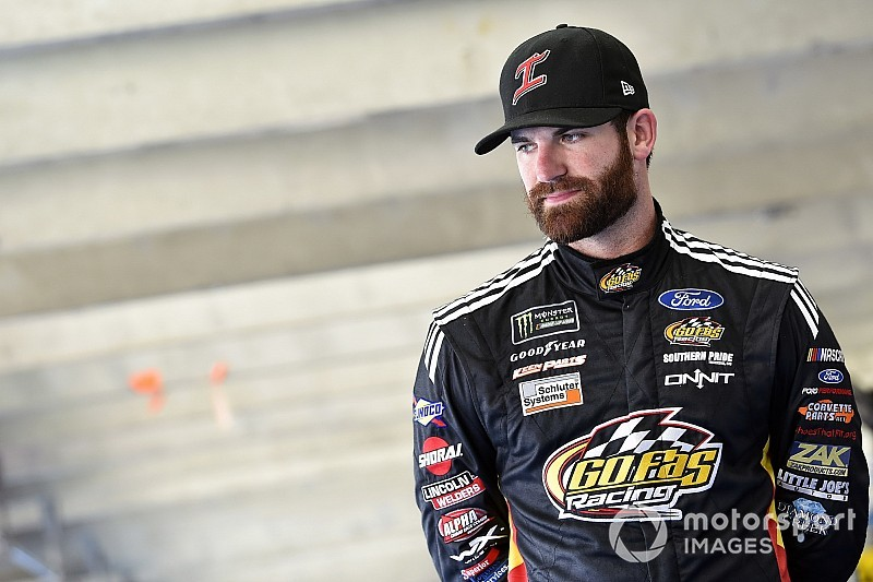 "Corey LaJoie impresses in Coke 600: ""It was a hell of a day"""