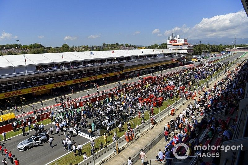 F1-teams akkoord met 22 races in 2020