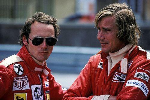 Rush, rivalitas sengit Niki Lauda vs James Hunt