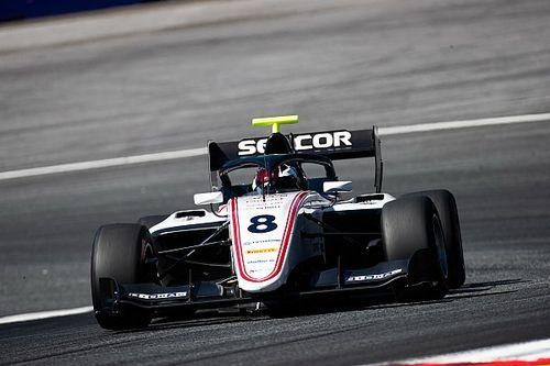 Fotostrecke F3: Der Schweizer Fabio Scherer, Jenzer Motorsport und das Sauber Junior Team zu Spielberg