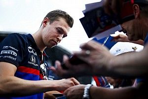 Kvyat calma los rumores de su regreso a Red Bull