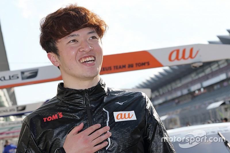 初のGT500でのレースに臨む宮田莉朋「次に繋がるレースにしたい」
