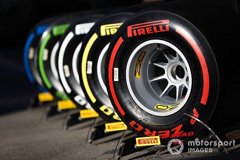 Des objectifs plus clairs mais très tardifs sur les pneus Pirelli 2020