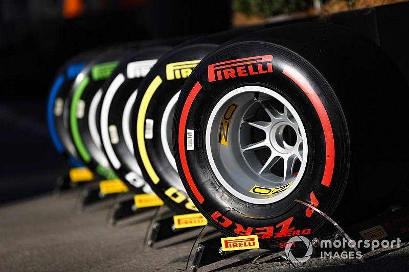 F1、2021年から標準のタイヤ空気圧監視システム導入へ。入札がスタート