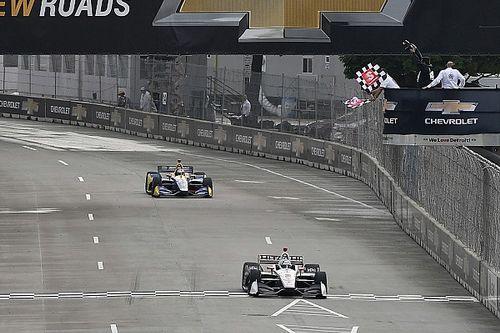 Newgarden vence a Rossi y Penske gana tres al hilo en IndyCar
