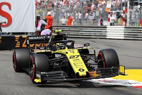 Cinquième course consécutive hors des points pour Hülkenberg