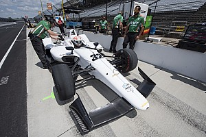 Juncos Racing partners with River Plate for Indy 500