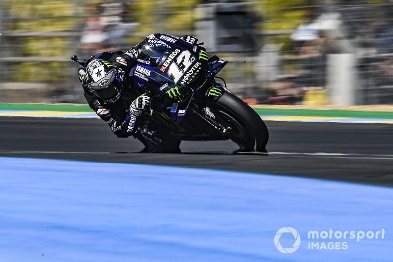 """Viñales: """"Los motores de Honda y Ducati no dan miedo, pero lo ponen difícil"""""""