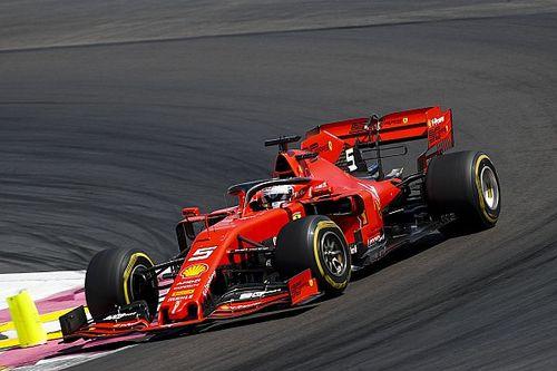 Ferrari siap korbankan kecepatan demi downforce