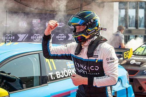 Герьери и Бьорк победили в воскресных гонках WTCR