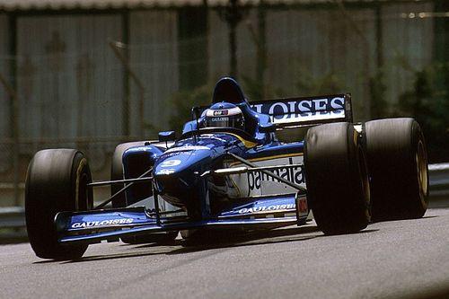 Hace 23 años: Panis, ganaba sorpresivamente en Mónaco
