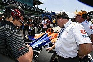 Brown sugiere la posibilidad de disputar Le Mans con Alonso