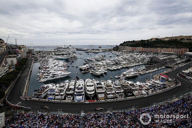 "Ricciardo: Monaco GP will feel ""a little empty"" this year"